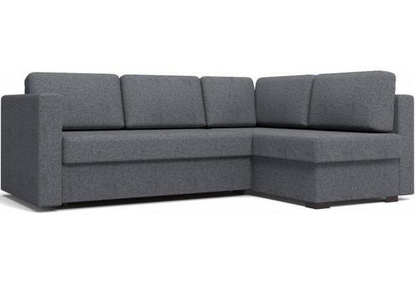 Угловой диван Джессика 2 (правый) серый - фото 1