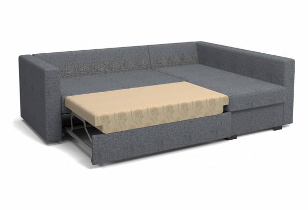 Угловой диван Джессика 2 (правый) серый - фото 2