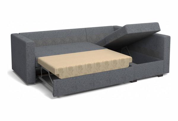 Угловой диван Джессика 2 (правый) серый - фото 3