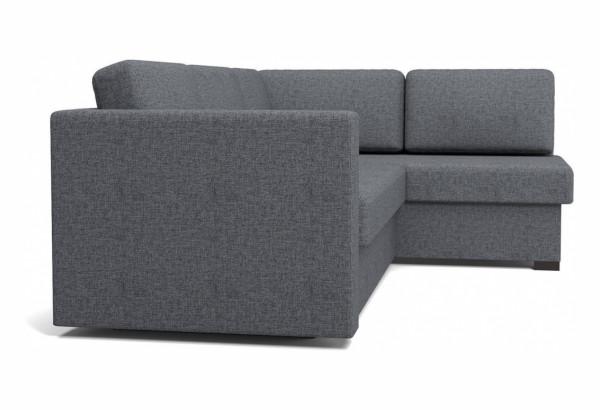 Угловой диван Джессика 2 (правый) серый - фото 4