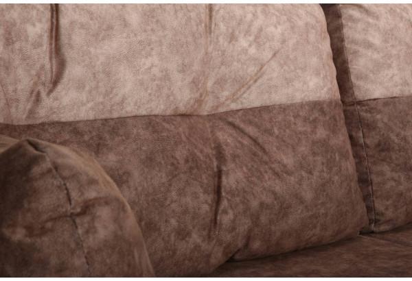 Диван Римейк коричневый - фото 5