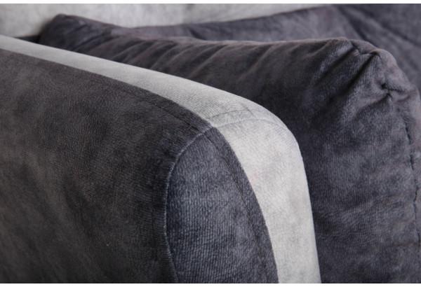 Диван Римейк серый - фото 5