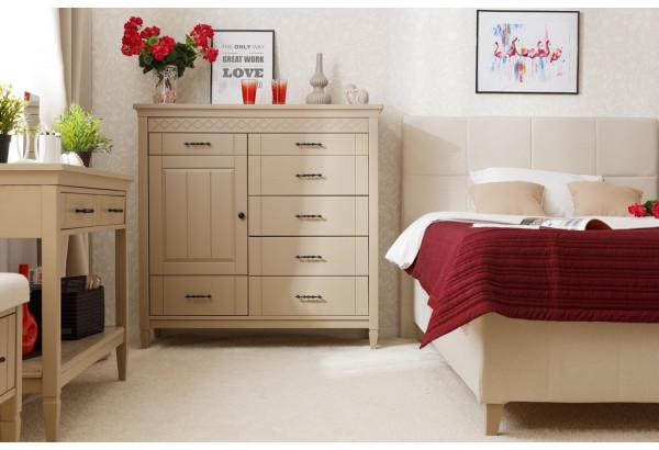 Кровать мягкая Дания №5 - фото 7
