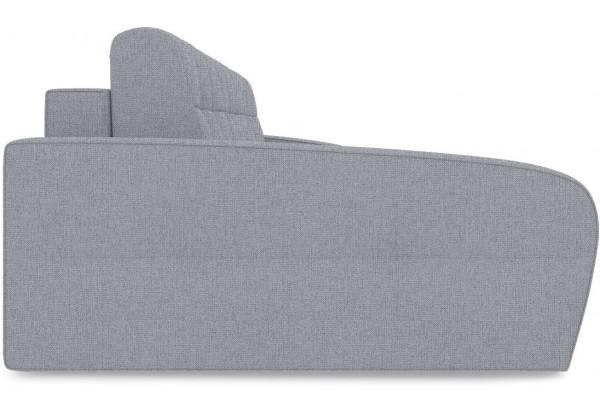 Диван угловой левый «Аспен Slim Т2» (Levis 85 (рогожка) Темно-серый) - фото 4