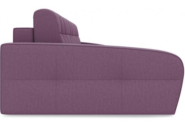 Диван угловой левый «Аспен Slim Т2» (Kolibri Violet (велюр) фиолетовый) - фото 4