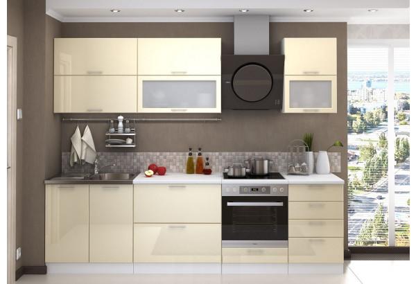 """Кухня """"Ксения"""" 2,7м (модульная система), ваниль - фото 1"""