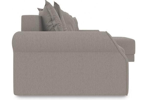 Диван угловой правый «Люксор Т1» (Neo 04 (рогожка) светло-коричневый) - фото 3