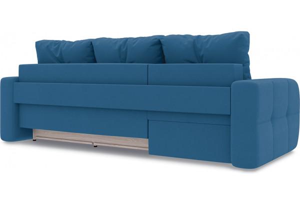 Диван угловой левый «Томас Т1» Beauty 07 (велюр) синий - фото 5