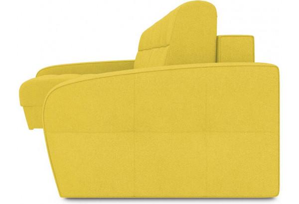 Диван угловой левый «Аспен Т2» (Neo 08 (рогожка) желтый) - фото 3