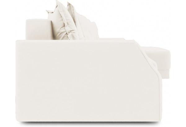 Диван угловой правый «Люксор Slim Т1» Beauty 02 (велюр) капучино - фото 3