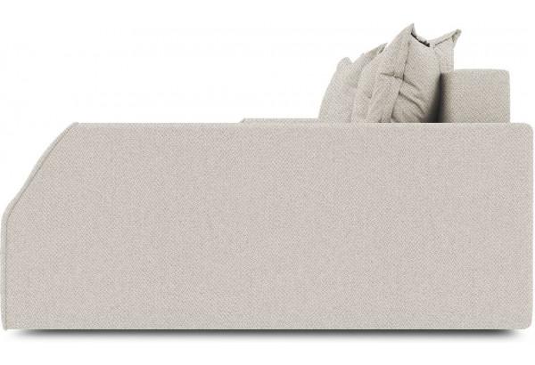 Диван угловой правый «Люксор Slim Т2» (Neo 02 (рогожка) бежевый) - фото 5