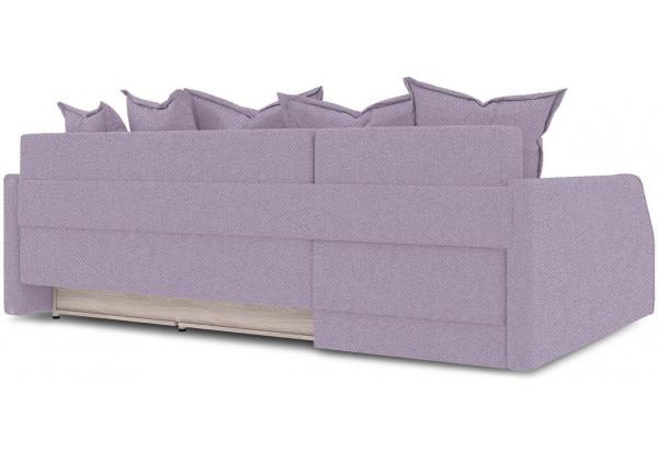 Диван угловой левый «Люксор Slim Т2» (Neo 09 (рогожка) фиолетовый) - фото 4