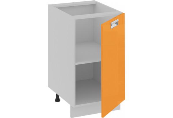 Шкаф напольный (правый) (БЬЮТИ (Оранж)) - фото 2