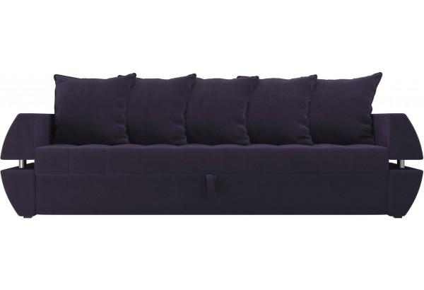 Диван прямой Атлант Т Фиолетовый (Велюр) - фото 2