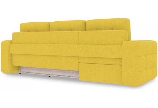 Диван угловой левый «Райс Т1» (Neo 08 (рогожка) желтый) - фото 4
