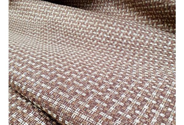 Прямой диван Сатурн коричневый/коричневый (Корфу/экокожа) - фото 8
