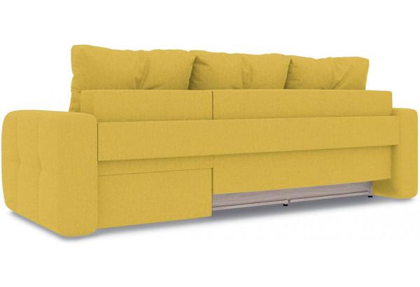 Диван угловой правый «Томас Т1» (Neo 08 (рогожка) желтый) - фото 4