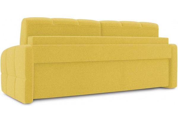 Диван «Аспен Slim» Neo 08 (рогожка) желтый - фото 3