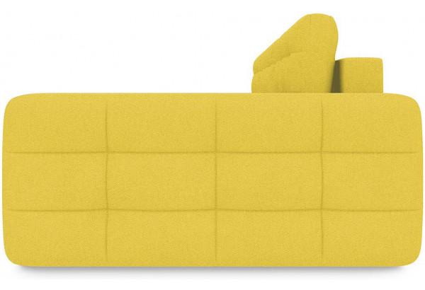 Диван угловой правый «Райс Т2» (Neo 08 (рогожка) желтый) - фото 4