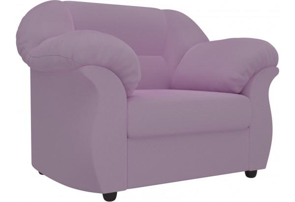 Кресло Карнелла Сиреневый (Микровельвет) - фото 1