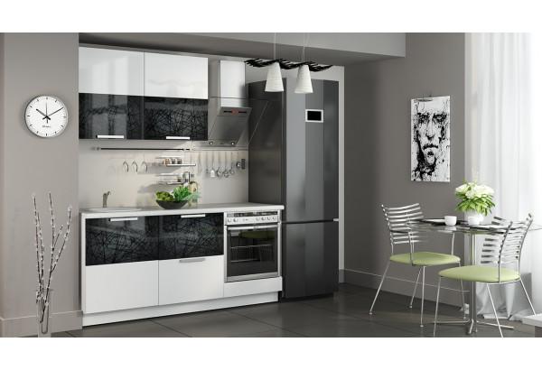 Кухонный гарнитур длиной - 180 см (со шкафом НБ) Фэнтези (Лайнс) - фото 2