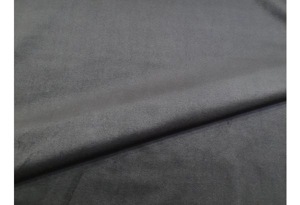 Прямой диван Эллиот Черный (Микровельвет) - фото 8
