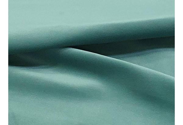 Кресло Карнелла Бирюзовый/Коричневый (Велюр/Экокожа) - фото 6