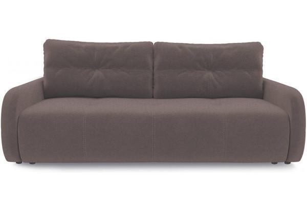 Диван «Томас Slim» Neo 12 (рогожка) коричневый - фото 2