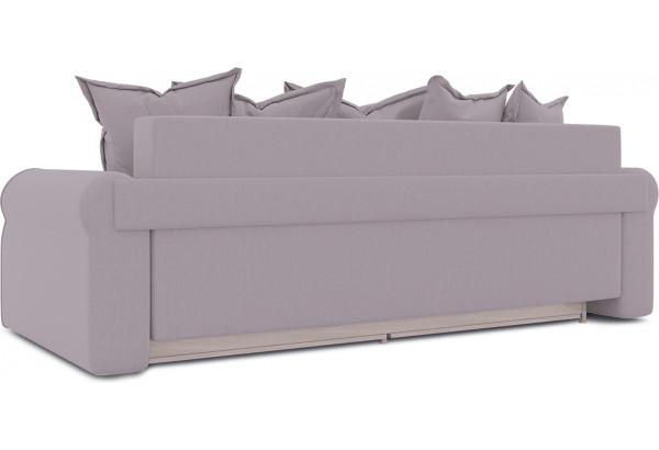Диван «Люксор» (Poseidon Pale Lavender (иск.замша) бледно-лавандовый) - фото 3