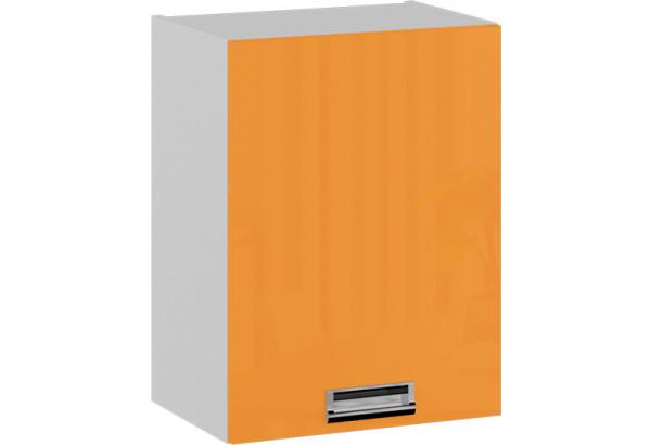 Шкаф навесной (правый) БЬЮТИ (Оранж) 450x323x600 - фото 1