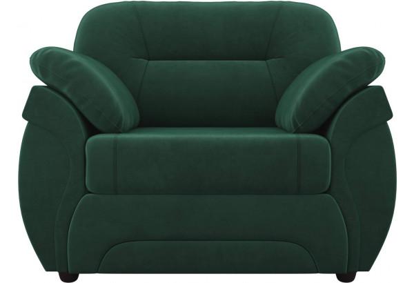 Кресло Бруклин Зеленый (Велюр) - фото 2