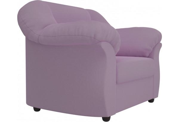 Кресло Карнелла Сиреневый (Микровельвет) - фото 3