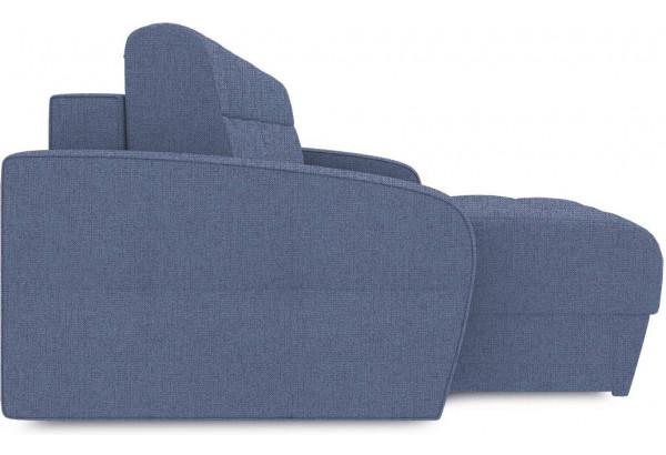 Диван угловой левый «Аспен Т1» (Levis 78 (рогожка) Темно-синий) - фото 4