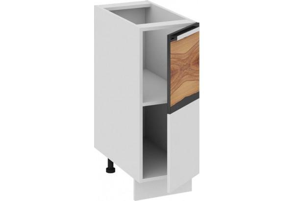 Шкаф напольный (правый) Фэнтези (Вуд) 300x582x822 - фото 1