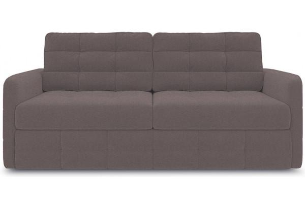 Диван «Райс Slim» Neo 12 (рогожка) коричневый - фото 2