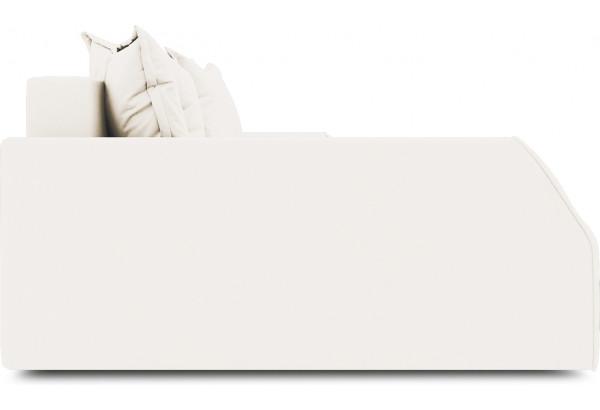 Диван угловой левый «Люксор Slim Т2» Beauty 02 (велюр) капучино - фото 5