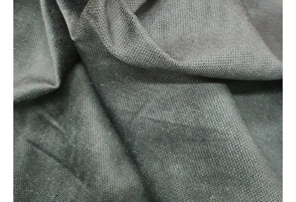 Кресло Клайд Черный (Микровельвет) - фото 8