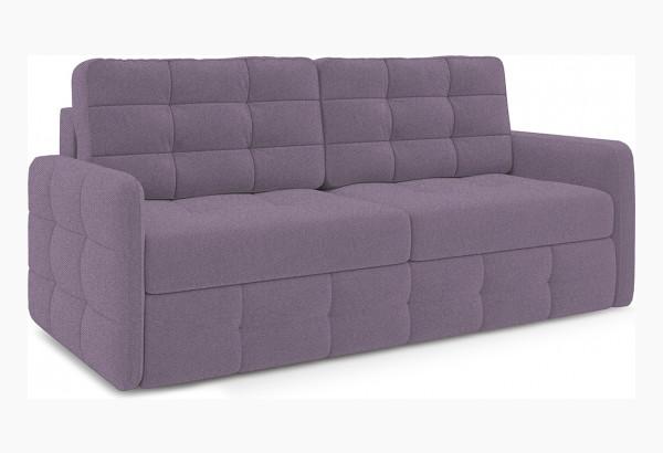 Диван «Райс Slim» Neo 09 (рогожка) фиолетовый - фото 1
