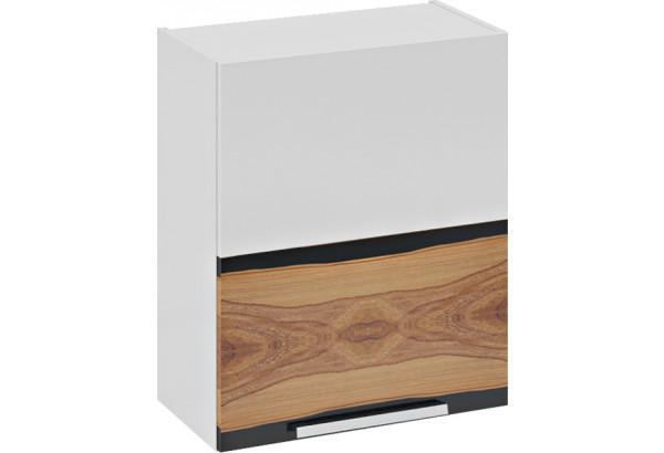 Шкаф навесной (левый) Фэнтези (Вуд) 600x323x720 - фото 2