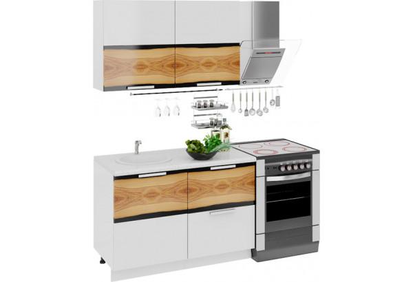 Кухонный гарнитур длиной - 180 см Фэнтези (Вуд) - фото 1