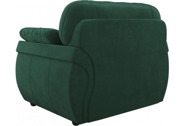 Кресло Бруклин Зеленый (Велюр) - фото 5