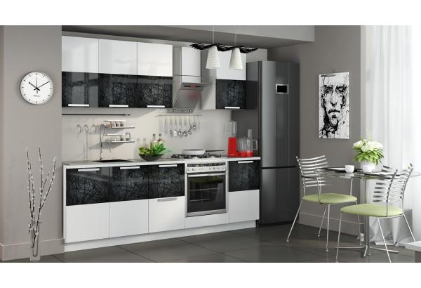 Кухонный гарнитур длиной - 240 см (со шкафом НБ) Фэнтези (Лайнс) - фото 2