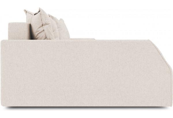 Диван угловой левый «Люксор Slim Т2» (Levis 14 (рогожка) Бежевый) - фото 5