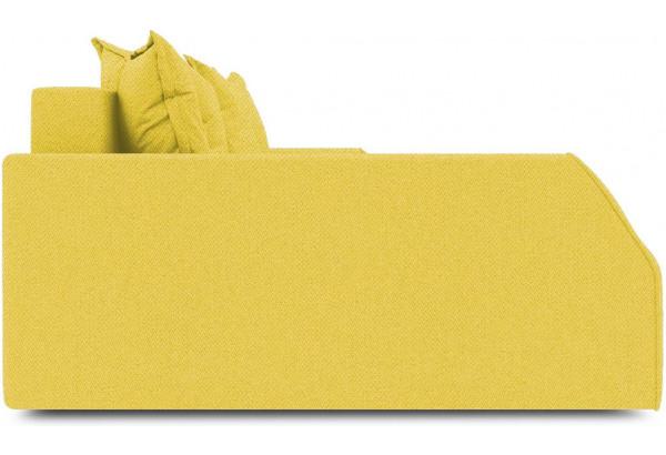 Диван угловой левый «Люксор Slim Т2» (Neo 08 (рогожка) желтый) - фото 5