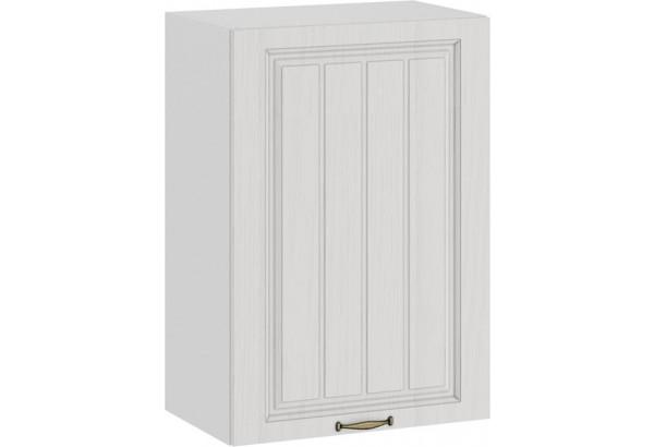 Шкаф навесной c одной дверью «Лина» (Белый/Белый) - фото 1