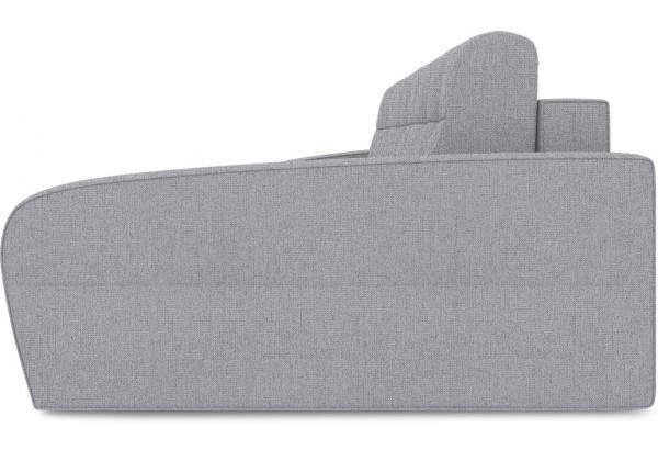 Диван угловой правый «Аспен Т2» (Levis 85 (рогожка) Темно-серый) - фото 4