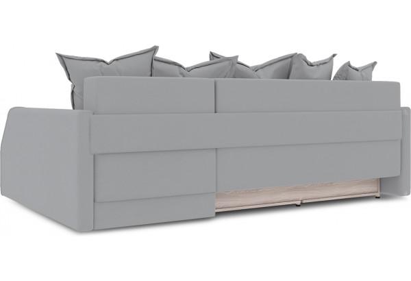 Диван угловой правый «Люксор Slim Т2» (Poseidon Grey (иск.замша) серый) - фото 4