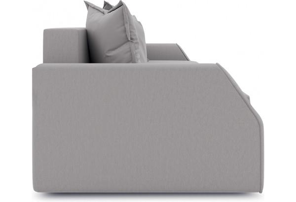 Диван «Люксор Slim» Galaxy 06 (велюр) серый - фото 4