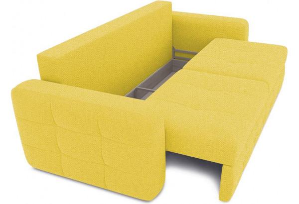 Диван «Райс» (Neo 08 (рогожка) желтый) - фото 5