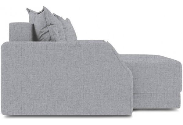Диван угловой левый «Люксор Slim Т1» (Levis 85 (рогожка) Темно-серый) - фото 5